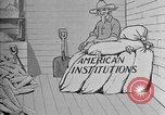 Image of Anti Industrial Workers of the World United States USA, 1919, second 7 stock footage video 65675068605