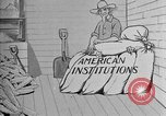 Image of Anti Industrial Workers of the World United States USA, 1919, second 8 stock footage video 65675068605