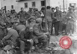 Image of U.S. Military Police guard prisoners of war Anzio Italy, 1944, second 1 stock footage video 65675068611