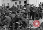 Image of U.S. Military Police guard prisoners of war Anzio Italy, 1944, second 3 stock footage video 65675068611