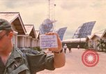 Image of 1st Signal Brigade Vietnam, 1969, second 1 stock footage video 65675068657