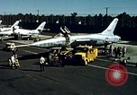 Image of F-105B United States USA, 1957, second 5 stock footage video 65675068666