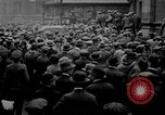 Image of workers meeting London England United Kingdom, 1922, second 2 stock footage video 65675068680