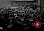 Image of workers meeting London England United Kingdom, 1922, second 3 stock footage video 65675068680