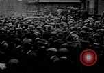 Image of workers meeting London England United Kingdom, 1922, second 4 stock footage video 65675068680