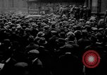 Image of workers meeting London England United Kingdom, 1922, second 5 stock footage video 65675068680