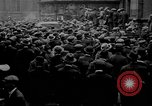 Image of workers meeting London England United Kingdom, 1922, second 6 stock footage video 65675068680
