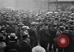 Image of workers meeting London England United Kingdom, 1922, second 9 stock footage video 65675068680