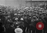 Image of workers meeting London England United Kingdom, 1922, second 10 stock footage video 65675068680