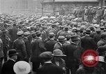 Image of workers meeting London England United Kingdom, 1922, second 12 stock footage video 65675068680