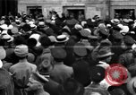 Image of workers meeting London England United Kingdom, 1922, second 2 stock footage video 65675068682