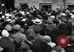 Image of workers meeting London England United Kingdom, 1922, second 3 stock footage video 65675068682