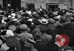 Image of workers meeting London England United Kingdom, 1922, second 4 stock footage video 65675068682