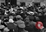Image of workers meeting London England United Kingdom, 1922, second 5 stock footage video 65675068682