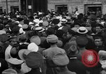 Image of workers meeting London England United Kingdom, 1922, second 6 stock footage video 65675068682