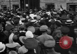 Image of workers meeting London England United Kingdom, 1922, second 7 stock footage video 65675068682