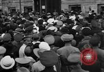 Image of workers meeting London England United Kingdom, 1922, second 8 stock footage video 65675068682