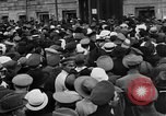 Image of workers meeting London England United Kingdom, 1922, second 10 stock footage video 65675068682