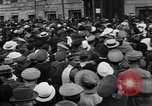 Image of workers meeting London England United Kingdom, 1922, second 11 stock footage video 65675068682