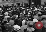 Image of workers meeting London England United Kingdom, 1922, second 12 stock footage video 65675068682