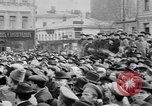 Image of workers meeting London England United Kingdom, 1922, second 2 stock footage video 65675068683