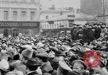 Image of workers meeting London England United Kingdom, 1922, second 5 stock footage video 65675068683