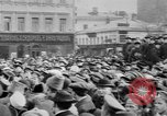 Image of workers meeting London England United Kingdom, 1922, second 6 stock footage video 65675068683