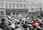 Image of workers meeting London England United Kingdom, 1922, second 9 stock footage video 65675068683