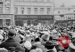 Image of workers meeting London England United Kingdom, 1922, second 10 stock footage video 65675068683