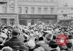 Image of workers meeting London England United Kingdom, 1922, second 11 stock footage video 65675068683