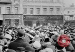 Image of workers meeting London England United Kingdom, 1922, second 12 stock footage video 65675068683