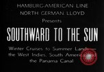 Image of Ships of the Hamburg-American steamship line Atlantic Ocean, 1931, second 7 stock footage video 65675068685