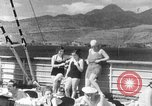 Image of Hamburg-American ocean liner SS New York Matinique, 1931, second 12 stock footage video 65675068688