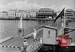 Image of passenger steamship arrival Willemstad Curacao, 1936, second 11 stock footage video 65675068691