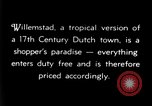 Image of duty free shops Willemstad Curacao, 1935, second 4 stock footage video 65675068692