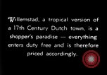 Image of duty free shops Willemstad Curacao, 1935, second 9 stock footage video 65675068692