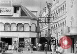 Image of duty free shops Willemstad Curacao, 1935, second 12 stock footage video 65675068692