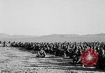 Image of US soldiers witness atomic explosion Camp Desert Rock Nevada USA, 1951, second 9 stock footage video 65675068697