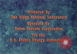 Image of Nuclear Waste Disposal United States USA, 1969, second 9 stock footage video 65675068698
