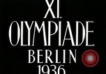 Image of Fleisher wins Javelin in 1936 Olympics Berlin Germany, 1936, second 3 stock footage video 65675068701