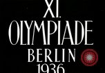 Image of Fleisher wins Javelin in 1936 Olympics Berlin Germany, 1936, second 4 stock footage video 65675068701