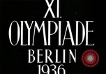 Image of Fleisher wins Javelin in 1936 Olympics Berlin Germany, 1936, second 6 stock footage video 65675068701