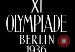 Image of Fleisher wins Javelin in 1936 Olympics Berlin Germany, 1936, second 7 stock footage video 65675068701