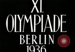 Image of Fleisher wins Javelin in 1936 Olympics Berlin Germany, 1936, second 8 stock footage video 65675068701