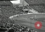 Image of Johnson and Owens in 1936 Olympics Berlin Germany, 1936, second 5 stock footage video 65675068702