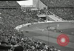 Image of Johnson and Owens in 1936 Olympics Berlin Germany, 1936, second 6 stock footage video 65675068702