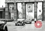 Image of Hitler arriving at 1936 Olympic games Berlin Germany, 1936, second 2 stock footage video 65675068703