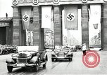 Image of Hitler arriving at 1936 Olympic games Berlin Germany, 1936, second 3 stock footage video 65675068703