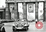 Image of Hitler arriving at 1936 Olympic games Berlin Germany, 1936, second 4 stock footage video 65675068703