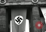 Image of Hitler arriving at 1936 Olympic games Berlin Germany, 1936, second 6 stock footage video 65675068703